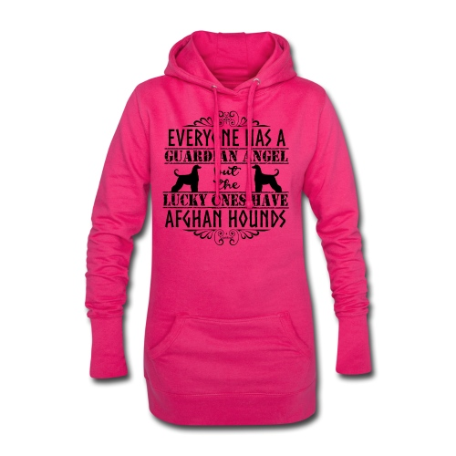 Afghan Hound Angels - Hoodie Dress