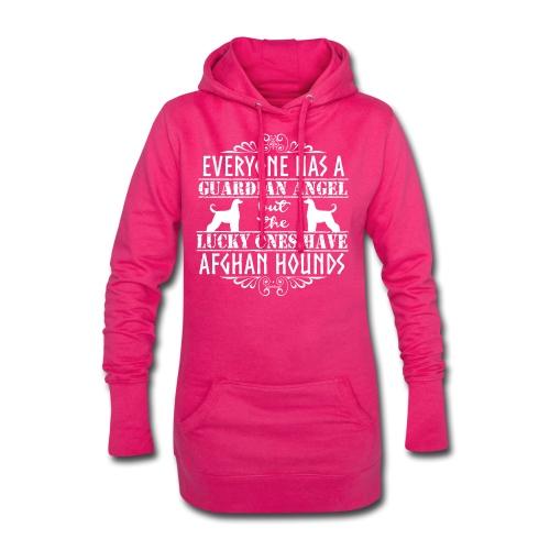 Afghan Hound Angels 2 - Hoodie Dress