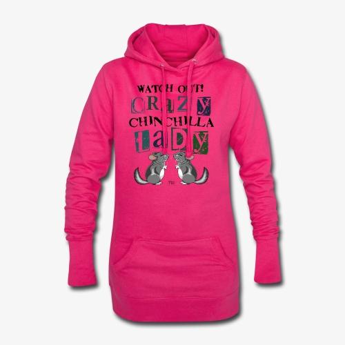 Crazy Chinchilla Lady III - Hupparimekko