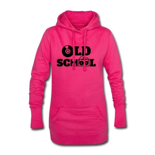 OLD SCHOOL - Hoodie Dress