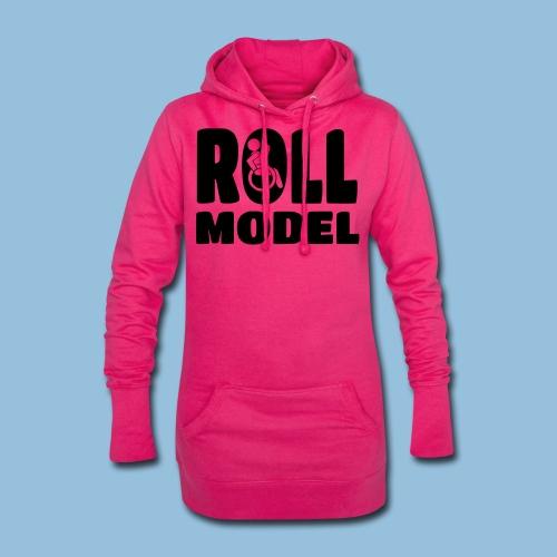 Roll model 016 - Hoodiejurk