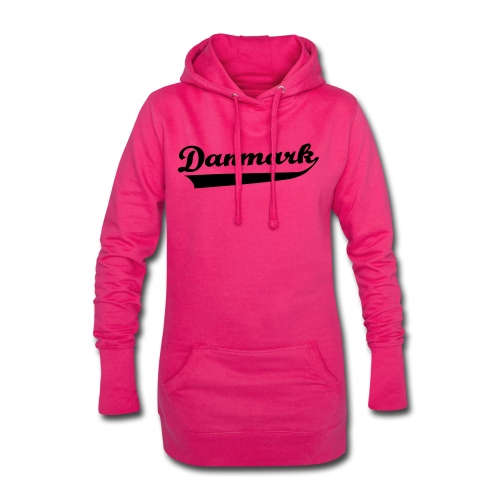 Danmark Swish - Hoodie-kjole