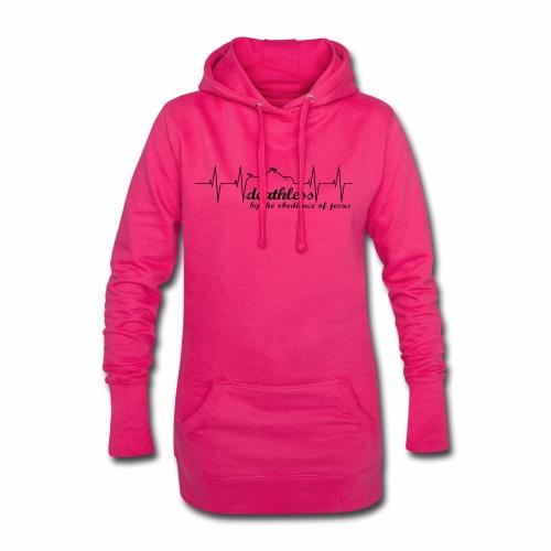Deathless Herzschlag - Hoodie-Kleid