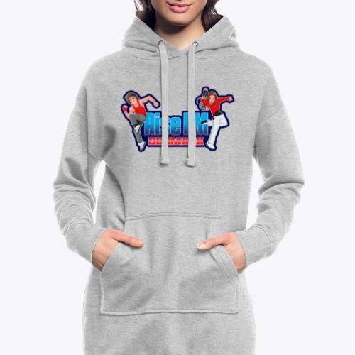 Rise FM Logo - Hoodie Dress