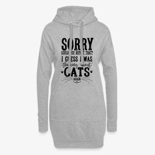 Sorry Cats I - Hupparimekko