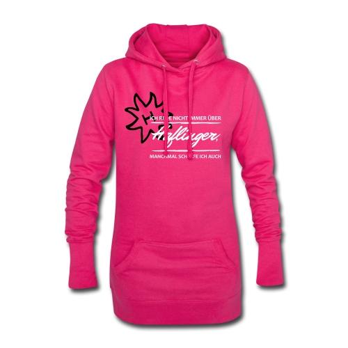 T-Shirt Spruch Haflinger - Hoodie-Kleid