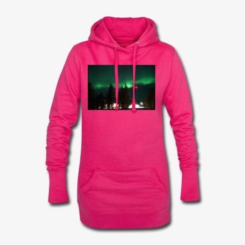 Aurora Boreale - Vestitino con cappuccio
