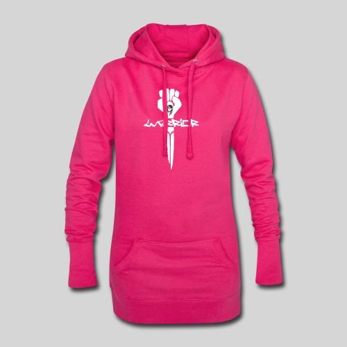 warrior for christ - Kämpfer für Jesus - Hoodie-Kleid