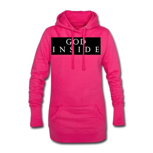 GOD INSIDE - Hoodie Dress