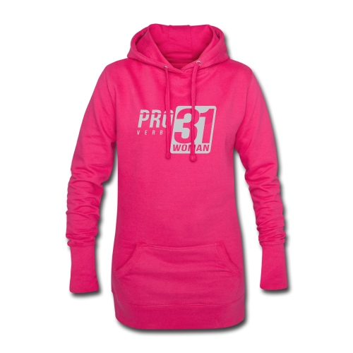 Proverbs 31 Woman - Hoodie Dress