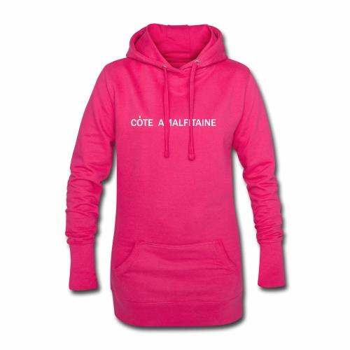 Côte Amalfitaine - Sweat-shirt à capuche long Femme