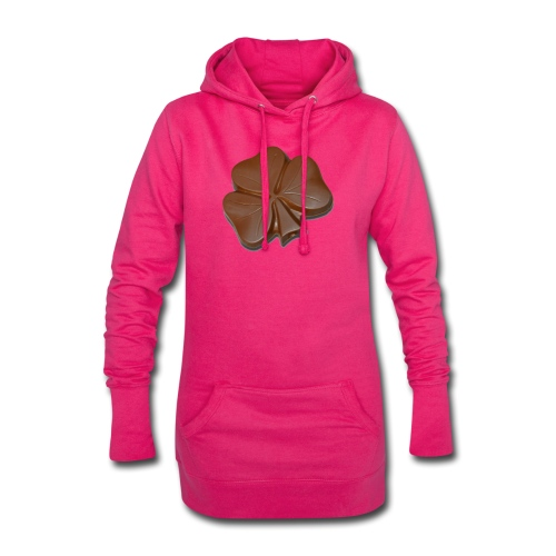 Chocolate Shamrocks - Hoodie Dress