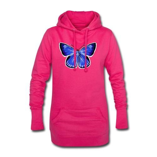 vlinder2_d - Hoodiejurk