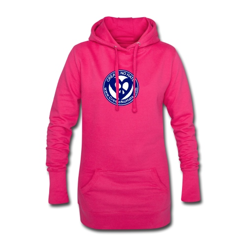 THIS IS THE BLUE CNH LOGO - Hoodie Dress
