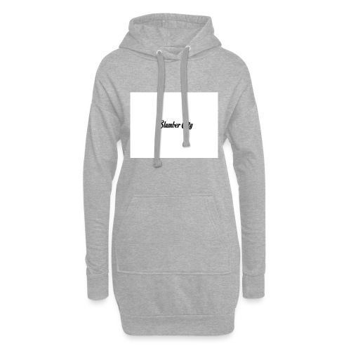 Slumber City - Hoodie Dress