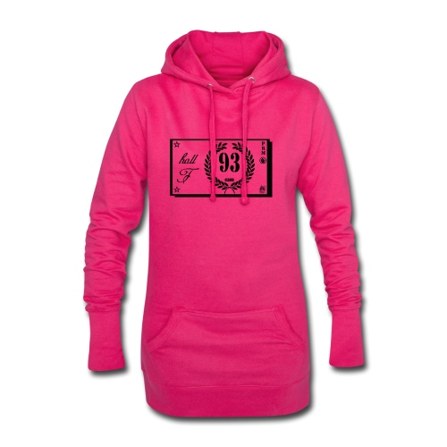 prm hall f - Sweat-shirt à capuche long Femme