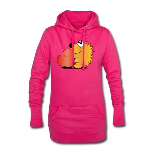 Igelchen - Hoodie-Kleid