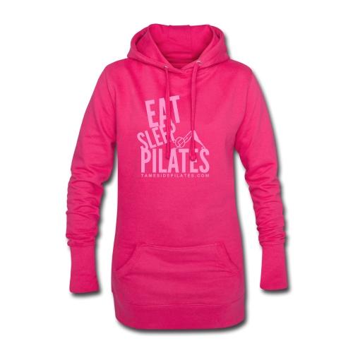 eat sleep pilates 2019 pink - Hoodie Dress