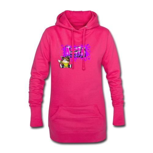 Graffiti ASSIA - Sweat-shirt à capuche long Femme