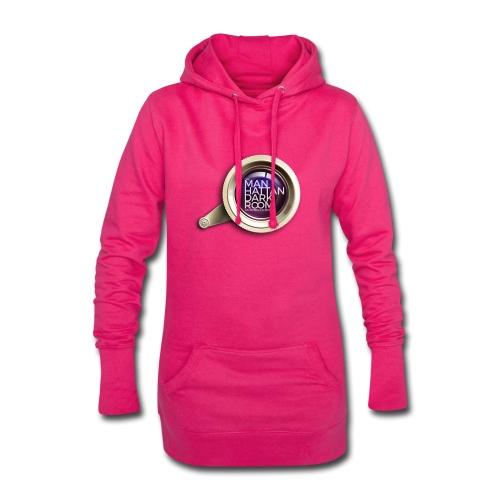 THE MANHATTAN DARKROOM OBJECTIF 2 - Sweat-shirt à capuche long Femme