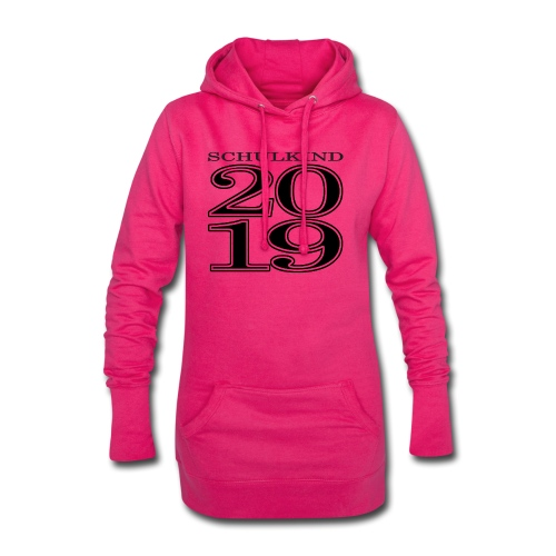 Schulkind 2019 - Hoodie-Kleid