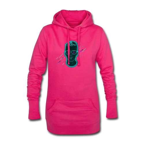 GREG DELA - Sweat-shirt à capuche long Femme