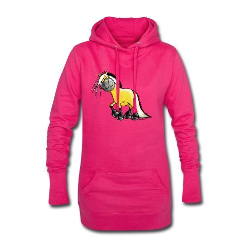fjord_horse - Hoodie Dress