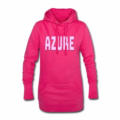 AZURE - Sweat-shirt à capuche long Femme