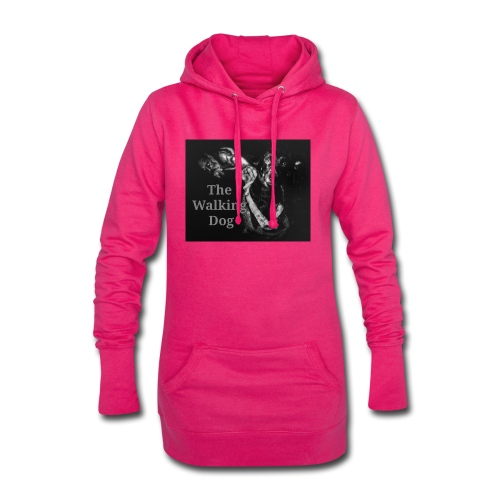 The Walking Dog - Hoodie-Kleid