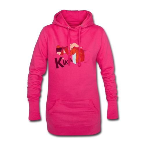 kika-png - Hoodie Dress