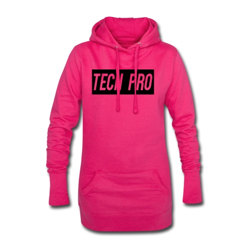 Tech Pro Official Logo - Hoodie Dress