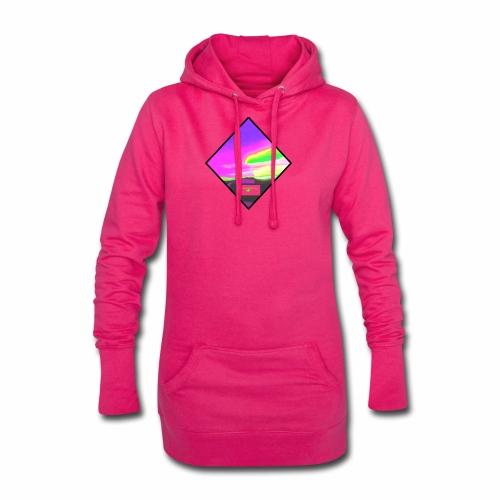 NeonfarbenNuceSKY ValCO - Hoodie-Kleid