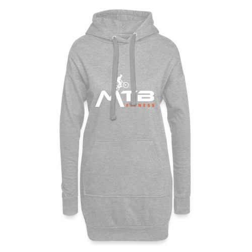 MTB Fitness Hoodie - Hoodie Dress