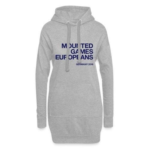 Mounted Games Europeans Hoodie - Hoodie-Kleid