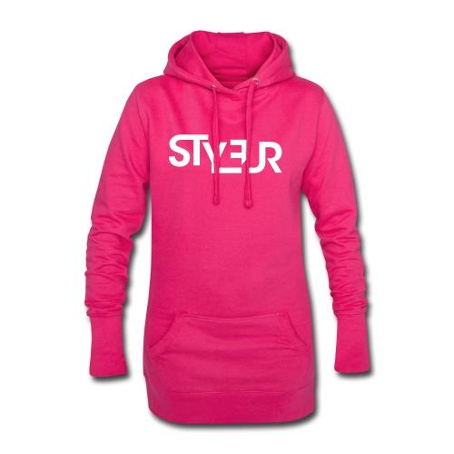 styleur logo spreadhsirt - Hoodie-Kleid