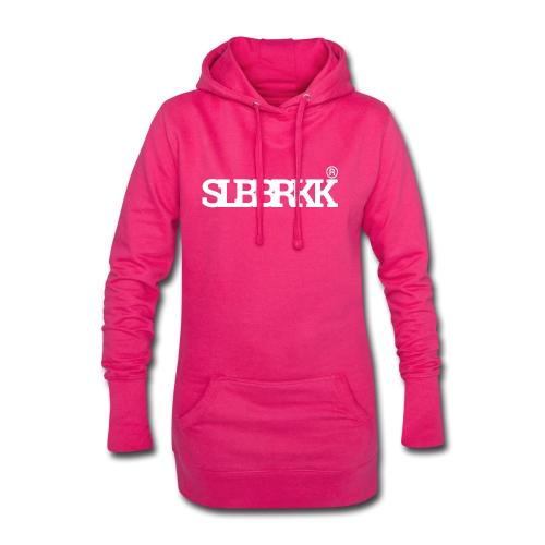 SLBBRKK white - Hoodiejurk
