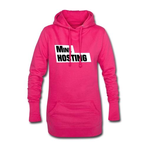 Mine Hosting Corporate Kampagne Design 2 - Hoodie-Kleid