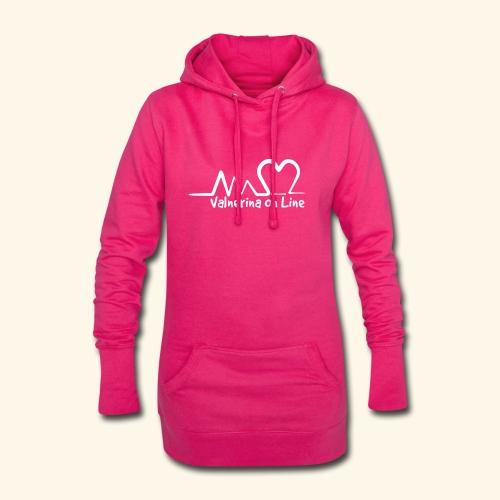 Valnerina On line APS maglie, felpe e accessori - Vestitino con cappuccio