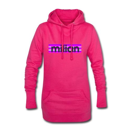 Milian - Hoodie-Kleid