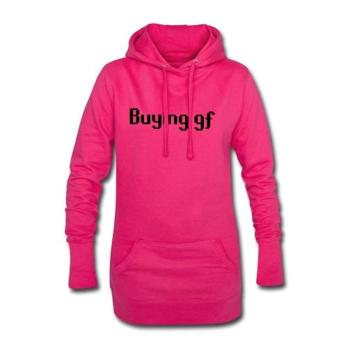 Buying gf - Hoodie Dress