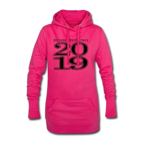 Einschulung 2019 - Hoodie-Kleid