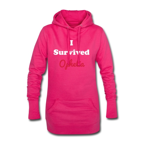 IsurvivedOpheliaWhitered - Hoodie Dress