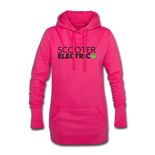 Logo Scooter electrico - Hoodie Dress