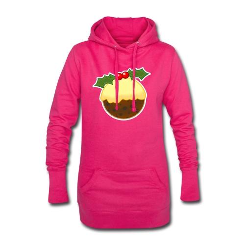 Christmas Pudding - Hoodie Dress