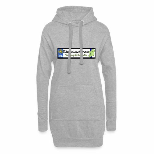 MONAGHAN, IRELAND: licence plate tag style decal - Hoodie Dress