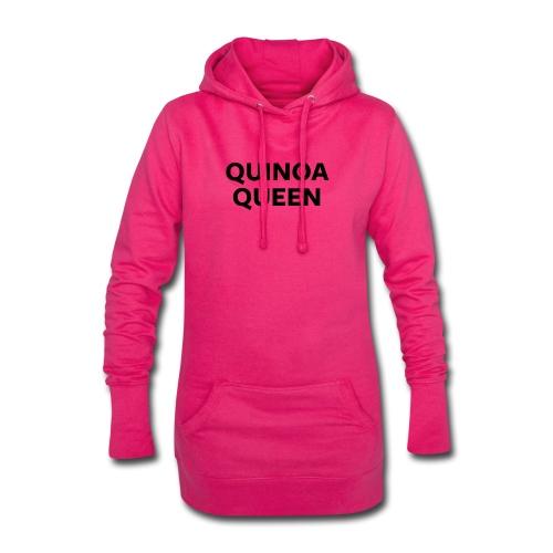 Quinoa Queen - Hoodie Dress