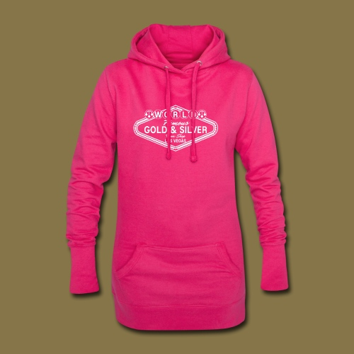 World Famous Gold & Silver Pawn Shop Logo - Hoodie Dress