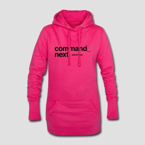 Command next - Hoodie-Kleid