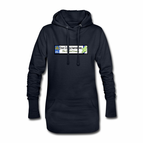 WATERFORD, IRELAND: licence plate tag style decal - Hoodie Dress
