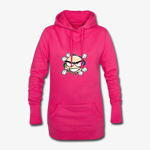 Angry BB - Sweat-shirt à capuche long Femme